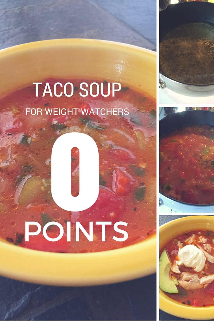 Taco bueno weight watchers points