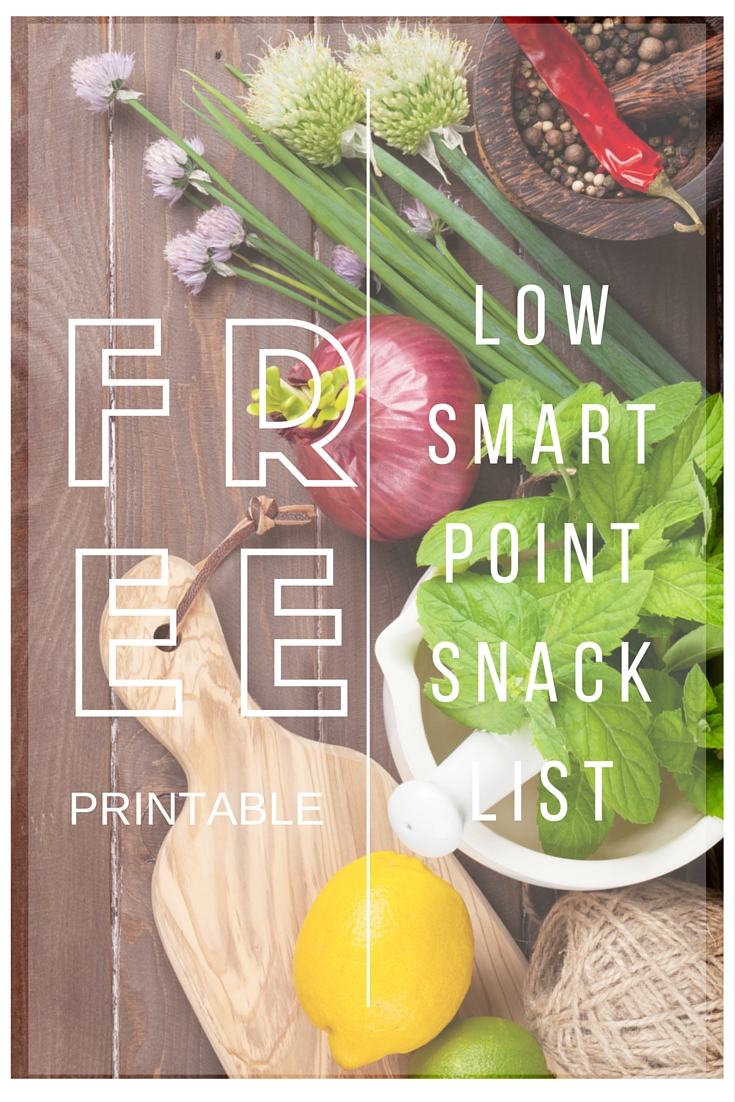 free printable low smart points snack list one badass life. Black Bedroom Furniture Sets. Home Design Ideas