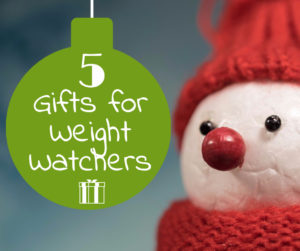 gifts for weight watchers